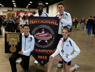 Congratulations to Our National Champions!