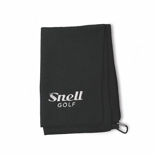 SNELL GOLF TOWEL
