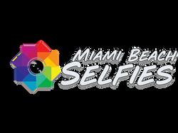 miami beach selfies logo
