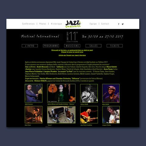 Festival de Jazz à Verviers