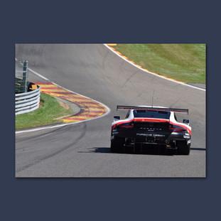 Porsche 911 GTLM
