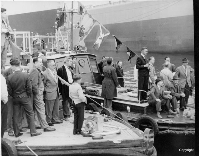Escort vessel 2