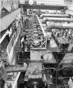 K427 I Shop Engine ready to run