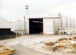 Kingston 1990 fabrication shop