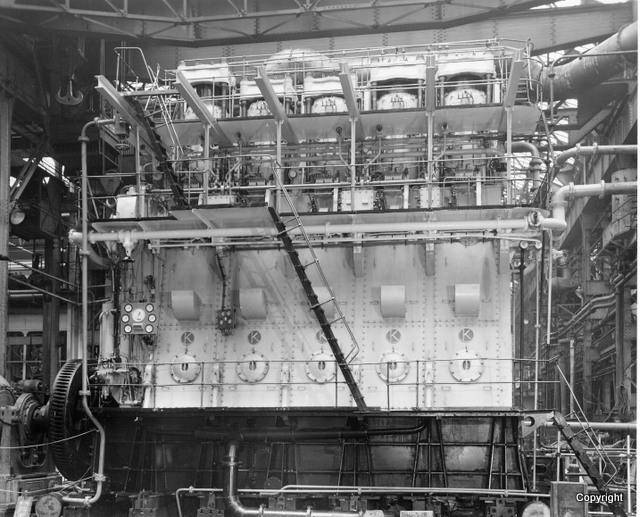 K255 In E Shop  for Cape Horn 1957