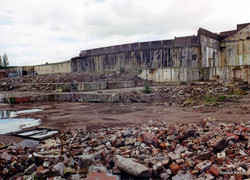 Kincaids 2002 rubble