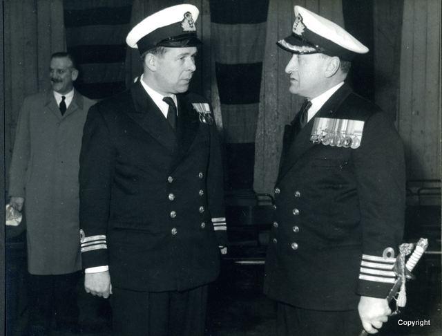 HMS Walrus Launch 1959 11