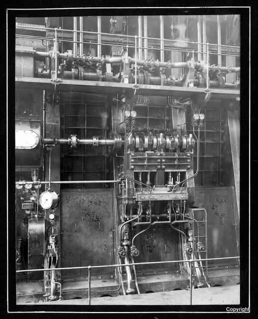 Fuel Pump Arrangement MV Henry Stanley