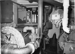 K342 Sea Trials Fuel heater