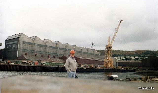 Kingston 1991 Basin and Shed