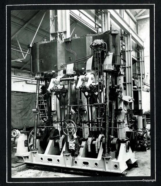 Engines of SS Sardis Jan 1928 Kincaids