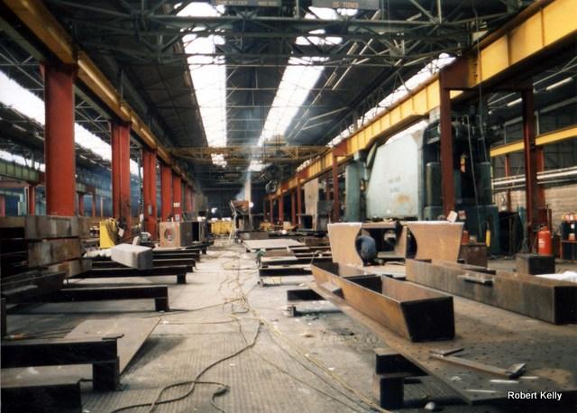 Kingston 1989 plating shop a