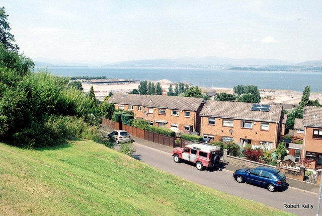 View from Ivybank Crescent 2006