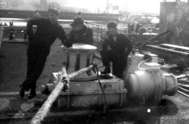 Garvel Dry Dock 1