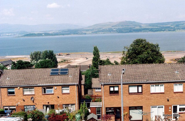 View from Ivybank Crescent July 2006