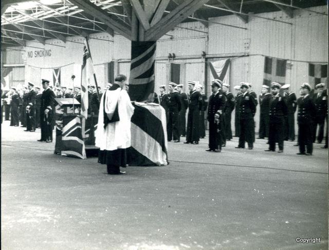 HMS Walrus Launch 1959 13