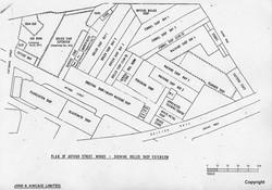 Plan of Arthur St Works John G Kincaid