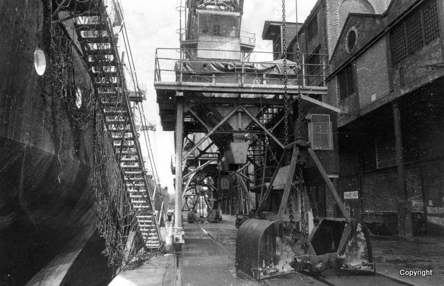 James Watt Dock 3