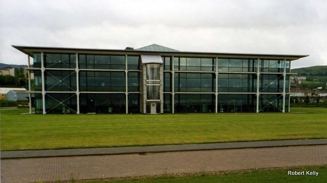 Crusader building 1994