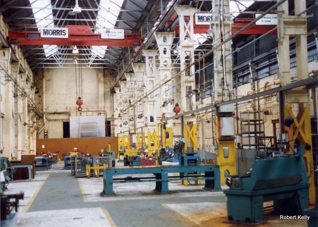 Kincaids East Hamilton St C & D shop 1992