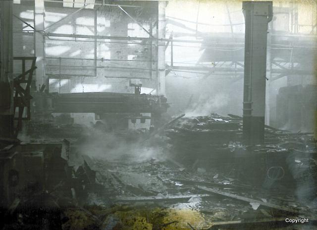Kincaids Fire 1964