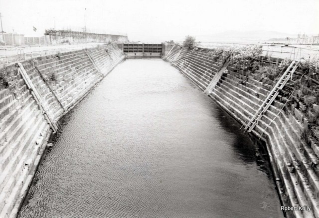 Scotts Dry Dock March 1989