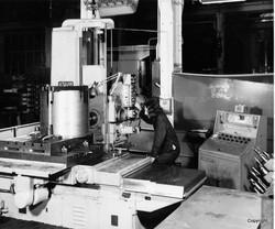 Arthur  Street horizontal drilling machine