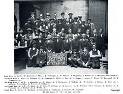 Kincaids Pattern Shop 1924
