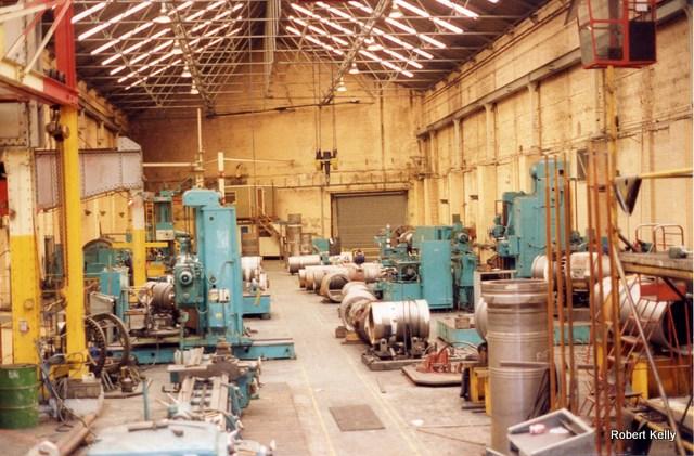Kincaids East Hamilton St N shop 1992