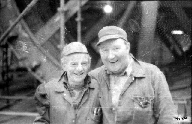 Ocean Alliance Workers 2