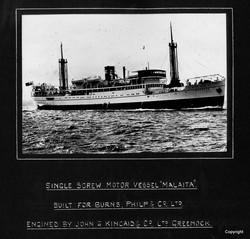 Single Screw MV Malaita