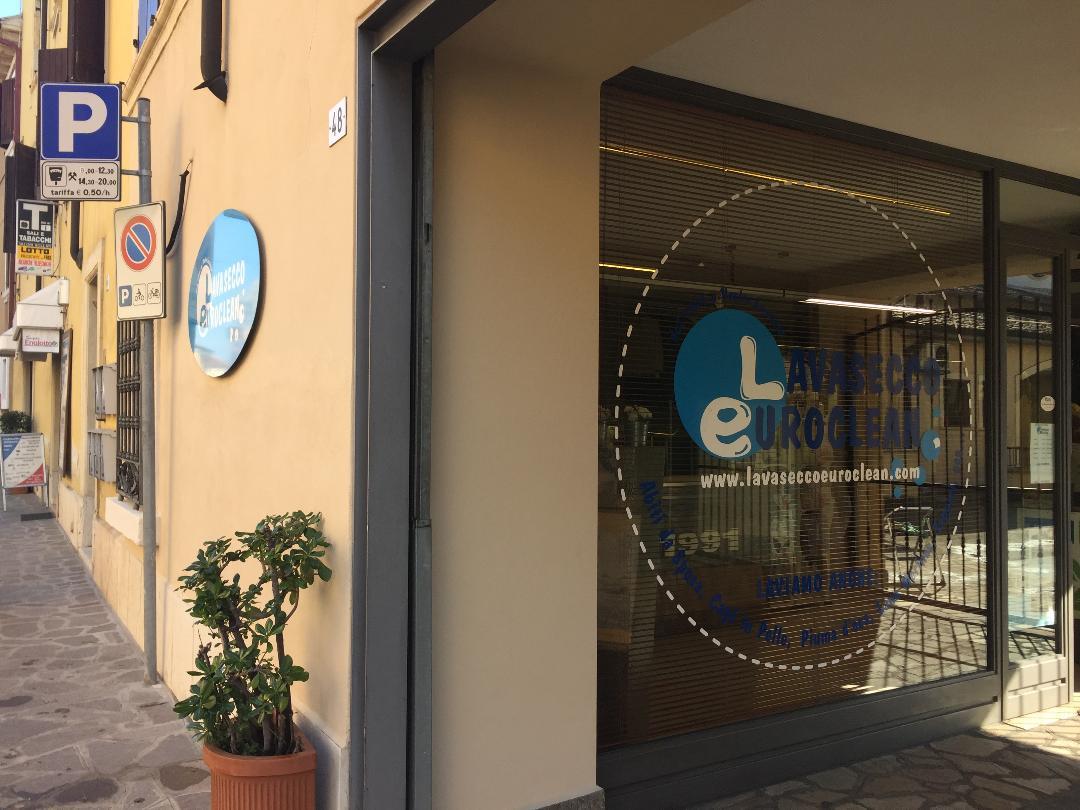 Ingresso Lavasecco Euroclean
