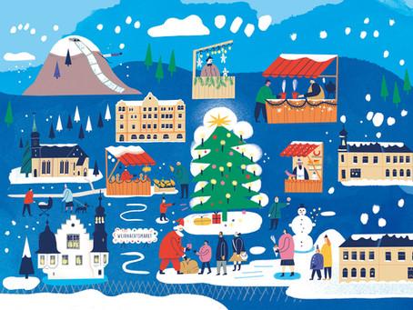 Rodewischer Adventskalender - jetzt kaufen, helfen und gewinnen!