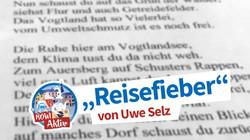"""""""Reisefieber"""""""