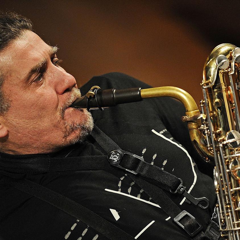 Masterclass sul Saxofono con Xavier Girotto 2° set