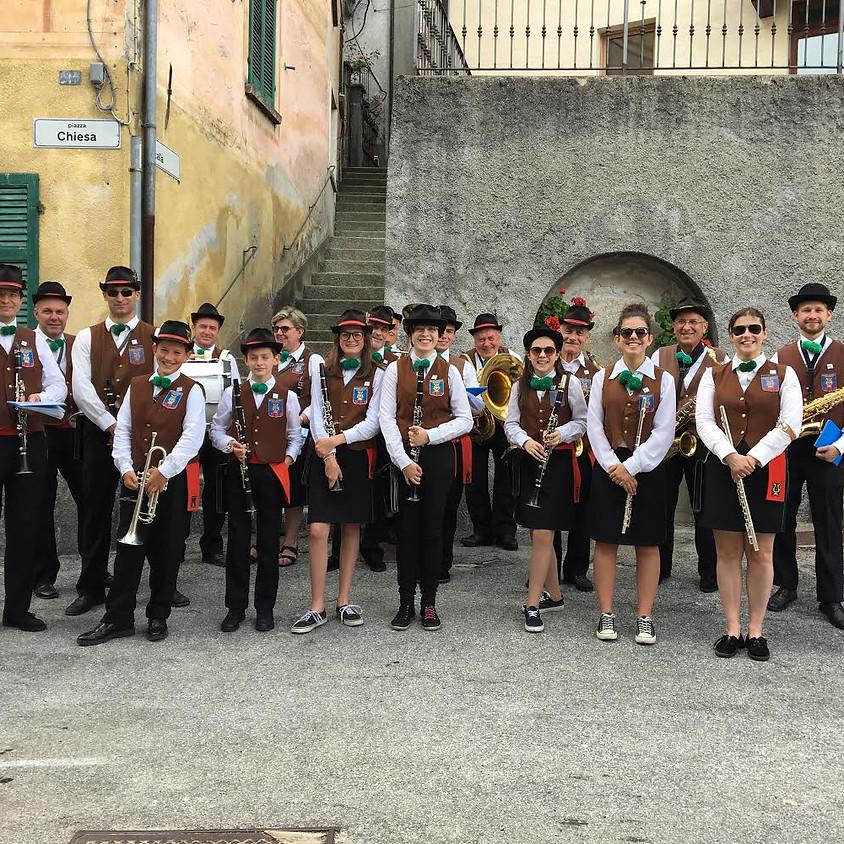 Malesco Alpine Band Concert - Band Contest 2019