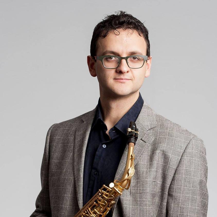 Masterclass sul Saxofono con David Brutti 1°set