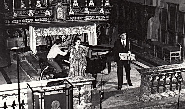 Tosatti Signorelli Quarna Musica Anni 80