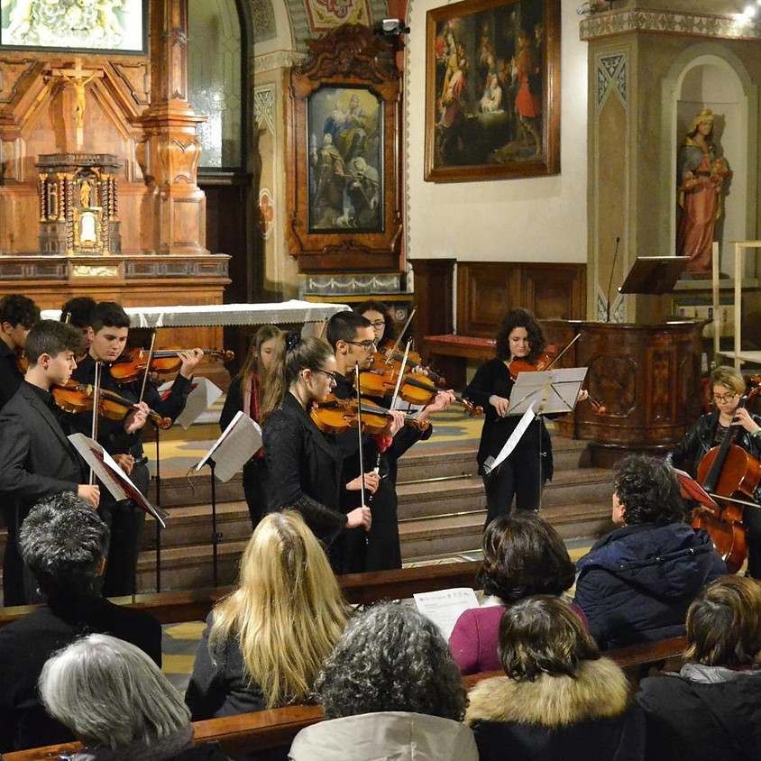 Orchestral Course and Concert Liceo Gobetti, Omegna