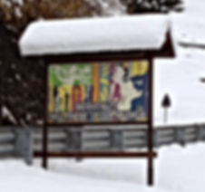 Quarna e la neve