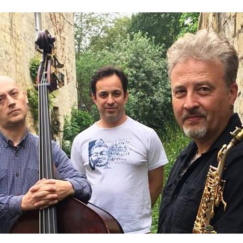 Tim Garland Trio concert
