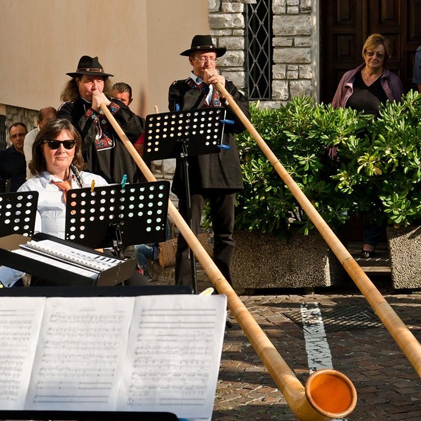 Concert Body Music E. Rampone and Corni delle Alpi