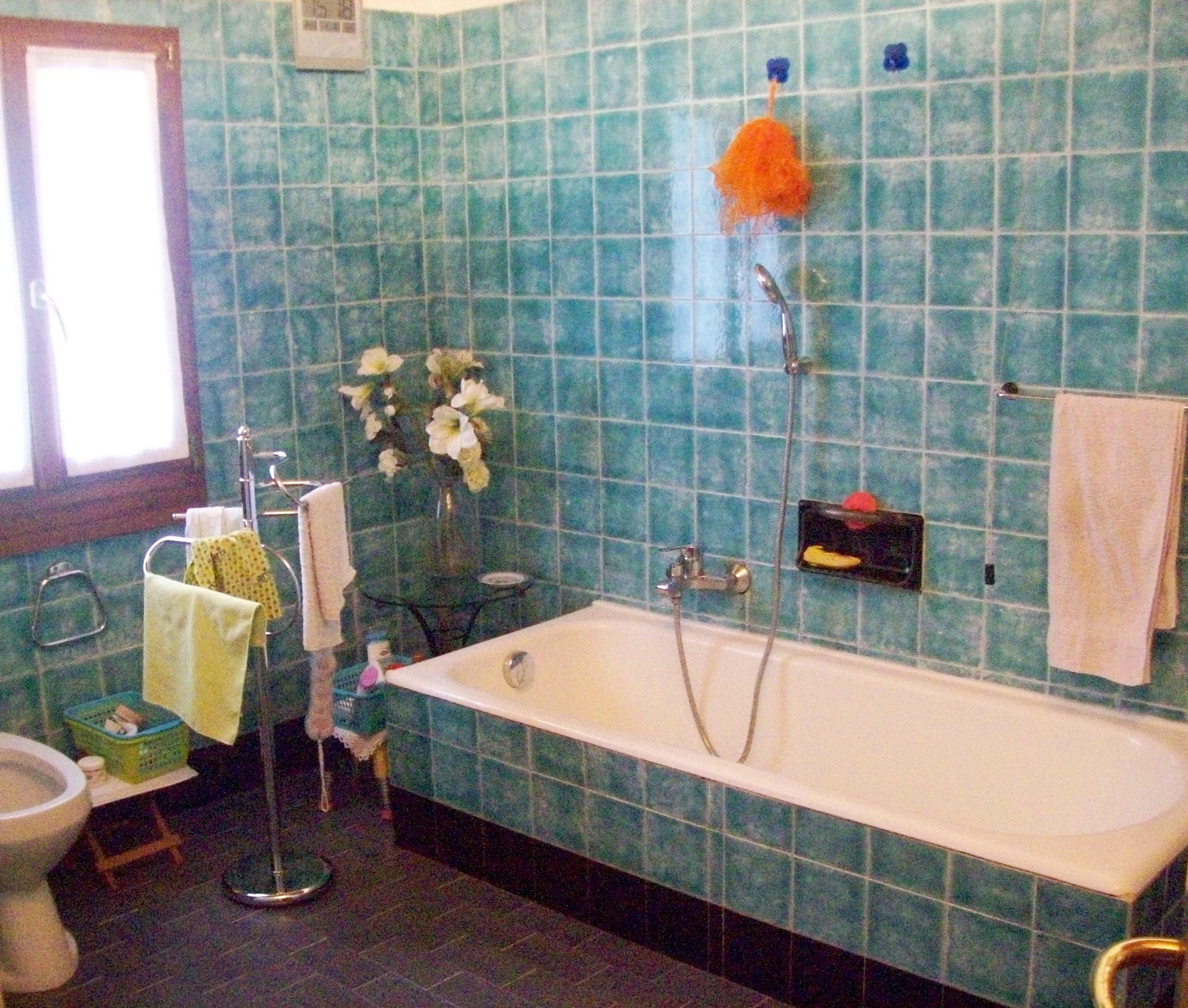 Il bagno condiviso