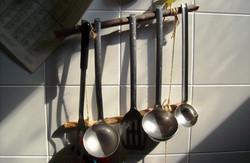 la cucina, particolare