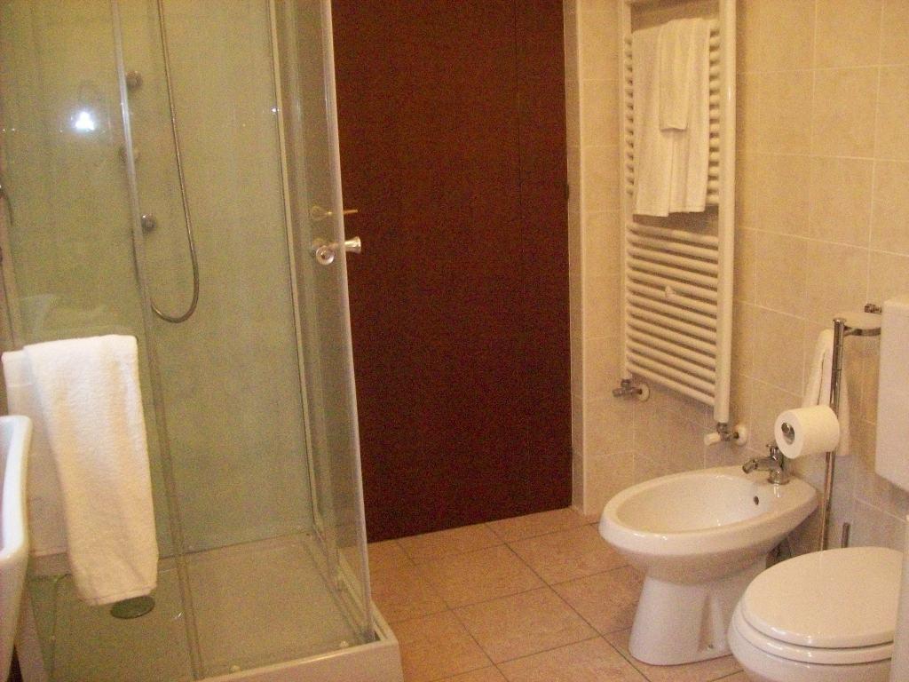 Paola B&B il bagno privato