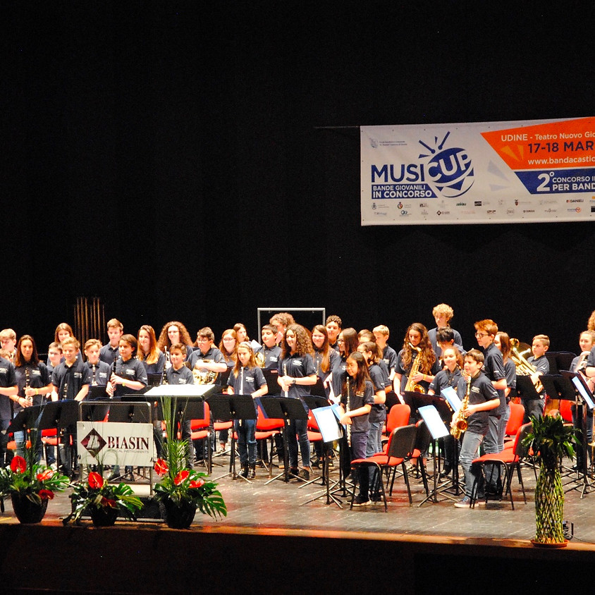 Junior Band Concert of Cadorago (CO)