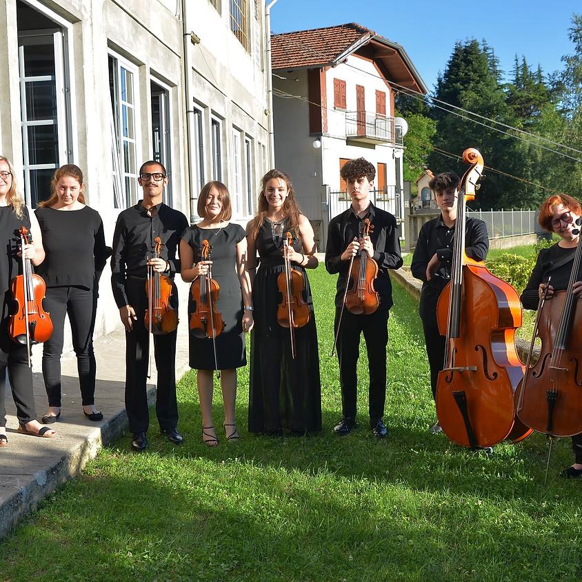 Ensemble Pecelli Andrea Pecelli Conductor Marco Rainelli Flute