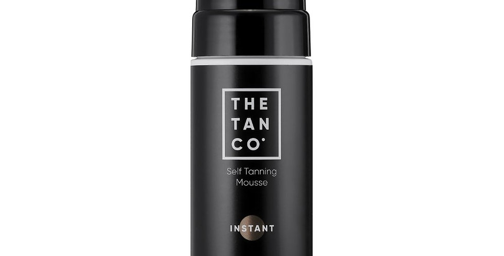The Tan Co. Self-Tanning Mousse - Instant / Dark