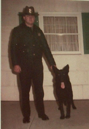 K-9 Hugo & Officer Leedom (1966)