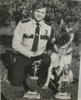 K-9 Hansel & Officer Mehalchik
